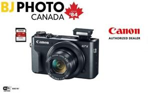 Canon Powershot G7x Mark II - BUNDLE