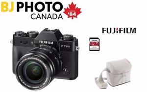 FujiFilm X-T20 Kit 18-55 F2.8-4.0 - BUNDLE