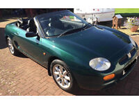 ***MGF CONVERTABLE SPORTS CAR, REDUCED PRICE NEEDS TO GO ASAP NEW CAR ARRIVED(swap considered) ***