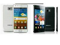 Brand New(Unlocked) Samsung Galaxy S2 16gb White And Black Colour Fully Boxed Up