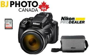 NIKON P1000 CAMERA W/ BUNDLE | BJ PHOTO LABS