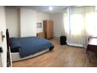 WHITECHAPEL, E1, EXCELLENT, BRIGHT 4 BEDROOM DUPLEX APARTMENT CLOSE TO QMU