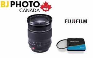 Fujinon XF 16-55 F2.8R LM WR Lens + FILTER