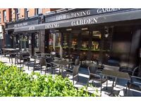 KP Needed for Busy Gastropub in West Hampstead