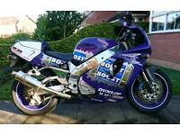 Yamaha YZF750R YZF 750 R CADBURY BOOST RACE REPLICA Sell or Swap for Sports or Kit Car