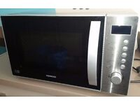 KENWOOD K20MSS15 Microwave - under 1 year old and in perfect condition