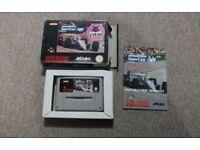 Super Nintendo SNES Games