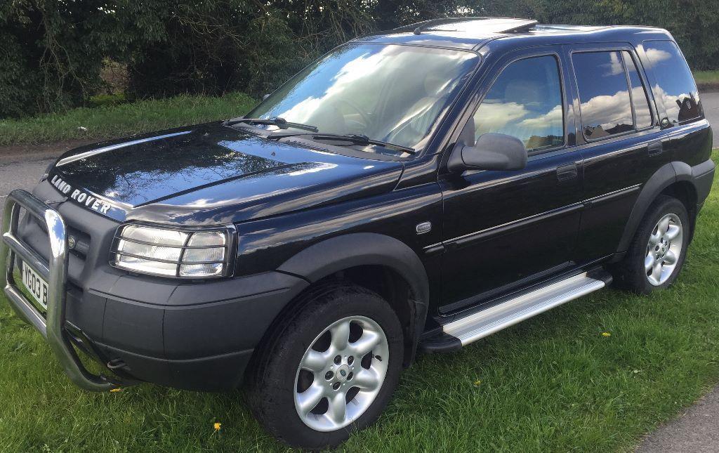 2003 land rover freelander td4 diesel auto in kirkby in. Black Bedroom Furniture Sets. Home Design Ideas