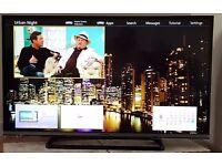 "42"" Panasonic Viera LCD smart TV"