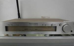 Luxman AM/FM Stereo Tuner (Vintage) - We Buy and Sell Retro Audio Equipment - 113482 CH616431