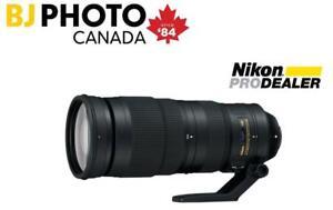 Nikon AF-S 200-500 F/5.6 VR - Boxing Week Flyer Promo