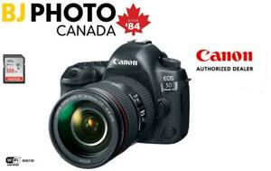 CANON EOS 5D Mark IV 24-105 + BUNDLE | BJ PHOTO LABS