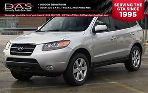 2009 Hyundai Santa Fe LIMITED NAVIGATION/LEATHER/SUNROOF
