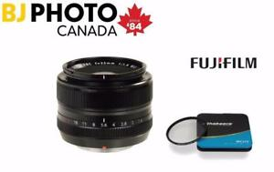 Fujinon XF 35mm F1.4 Lens - BUNDLE
