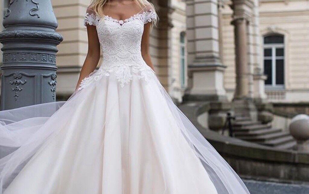Designer's Wedding Dress