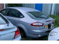 FORD MONDEO DIESEL BREAKING ALL PARTS SILVER GREY