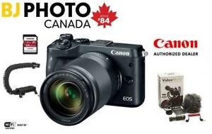 Canon EOS M6 18-150 - BUNDLE