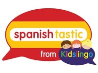 Children's Spanish tutor required in existing language business