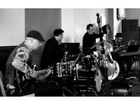 Birmingham Jazz Quartett is looking for a drummer
