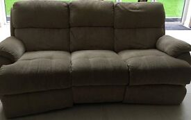 3 Seater Electric sofa recliner