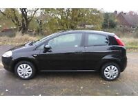09 Fiat Grande Punto *Low Miles*New Mot*Excellent Car* Bargain £1595!!
