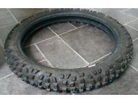 """21"""" Michelin Starcross hp4 tyre"""
