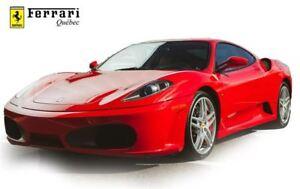 2008 Ferrari F430 Coupe F1