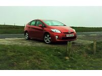PCO CARS FOR RENT/HIRE TOYOTA PRIUS/HONDA INSIGHT UBER READY FROM £100 PER WEEK SPECIAL DISCOUNT