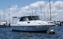 28 Boat Statesman Crusier - leeder volvair Coogee Cockburn Area Preview