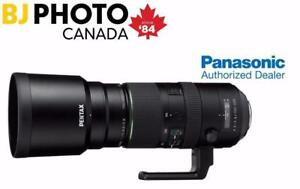 Pentax-D FA 150-450mm Lens *****Price Effective January 1st - 31st****