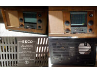 Vintage (1940s) EKCO A28 Radio