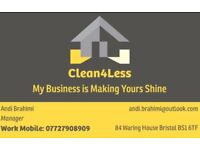 Clean4Less Cleaning Services