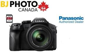 NEW! PANASONIC FZ300 4K 24X F2.8 - BUNDLE