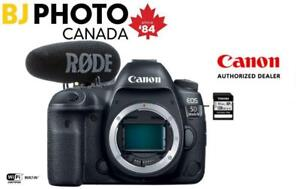 Canon 5D Mark IV Body - BUNDLE