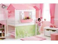 RARE STUNNING GIRLS WENDY HOUSE BED