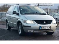 Chrysler grand Voyager 2.5Crd limited