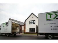 Manchester Removals man and van office move Manchester van hire house move flat move