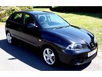 Seat Ibiza 1.4 16V 5dr 12 MONTH MOT LOW MILEAGE