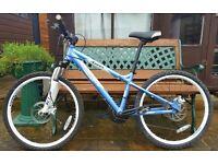 "Carrera Luna Mountain Bike - 24"""