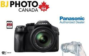 Panasonic Lumix FZ300 4K 24X F2.8 - BUNDLE