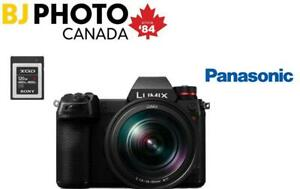 *NEW* PANASONIC S1R Kit  With  24-105 Lens + BUNDLE | BJ PHOTO LABS
