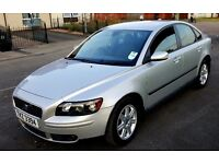 2007 Volvo S40 1.8 16v Petrol Full Service History witch book and stamps MOT 11-Apr-2017