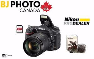 Nikon D750 24-120 VR Kit - BUNDLE