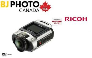 RICOH WG-M2 CAMERA AVAILABLE IN 2 COLOURS! BUNDLE