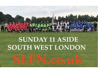 Men's football team, 11 aside football team looking for players , PLAY SUNDAY MORNING FOOTBALL