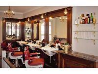 Senior Barber & Senior Hairdresser Required