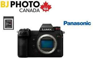 *NEW* PANASONIC S1R BODY + BUNDLE | BJ PHOTO LABS