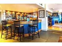 Pub supervisor for country pub near Fleet, Hampshire - live in available