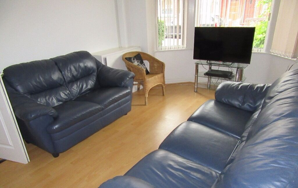 1st July 17 - 5 Bed House on Filey Rd Fallowfield 5 x £303.33pcm FREE INTERNET TV & LICENCE!