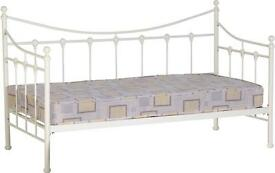 Torino Day Bed - Cream